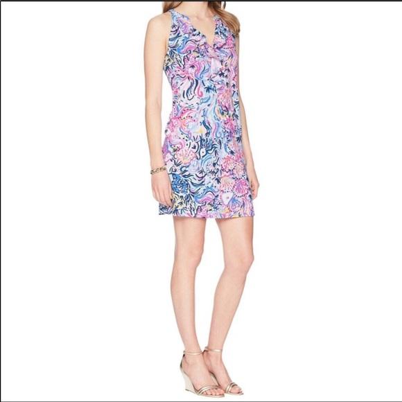 Lilly Pulitzer EUC size L casual dress